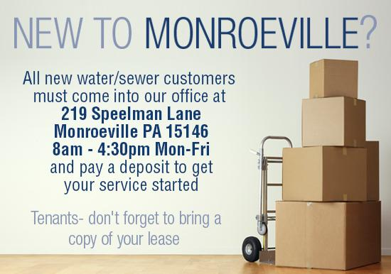 New to Monroeville