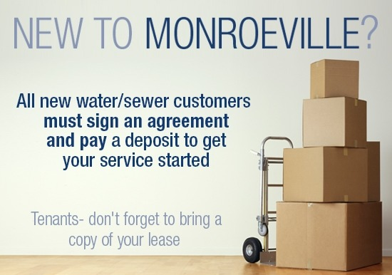 New To Monroeville?